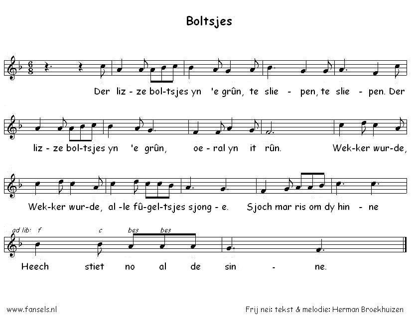 Fansels - Bolletjes - Weblog